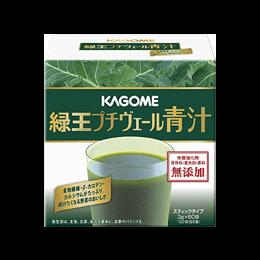 緑王プチヴェール青汁