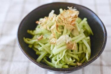 大根の青汁マヨサラダ